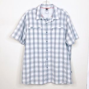 The North Face Hammetts II Short Sleeve Button Up